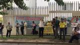 En video | Representantes de la sociedad civil exigen transparencia en caso Triple A