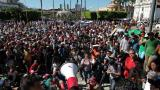 """""""No cederemos a presión sobre caravana migrante"""": México responde a Trump"""