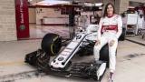 Calderón correrá un auto de la Fórmula Uno