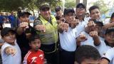 """Policía Metropolitana se une a campaña """"pacto por la no violencia"""""""