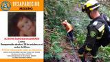 Reportan segundo niño desaparecido en Minca