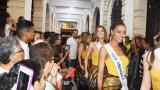 El Concurso Nacional de Belleza y su discreto inicio en Cartagena