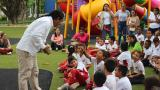 Más de 2.700 niños han disfrutado de Museo al Parque