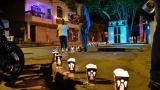 Tres adultos lesionados con pólvora reporta MiRed IPS en la noche de Velitas