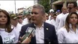 En video   Duque reitera el llamado a la unidad contra el terrorismo en marcha en Bogotá