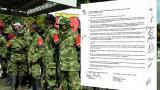Revelan protocolo firmado con voceros del Eln: tienen 15 días para regresar al país