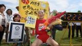 En video | Fallece el velocista japonés 'Golden Bolt' Miyazaki