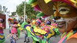 Juan de Acosta engalanó al Atlántico con el Desfile del Millo