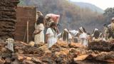 Incendio en la Sierra afecta  a 70 familias indígenas