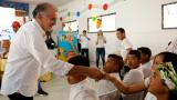 Verano entrega instrumentos musicales a 100 jóvenes para mejorar convivencia en Puerto