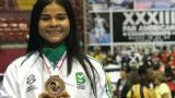 Shanee, bronce en Panamá