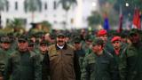"""Maduro se declara en """"ofensiva' contra grupos de oposición"""