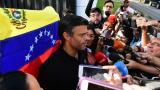 """España advierte a Leopoldo López que no permitirá """"activismo político"""" en su embajada en Caracas"""