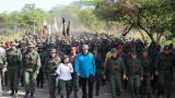 En video   Maduro insta a militares a estar listos para defender a Venezuela ante ataque de EEUU