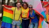 Así fue la primera marcha del orgullo gay en Sincelejo