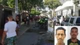 Tío y sobrino heridos a bala en ataque sicarial en Santa Marta
