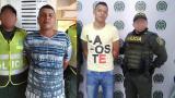 Policía captura dos personas por hurto, concierto para delinquir y homicidio