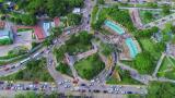 La Costa en breves | Parque La Provincia, lleno a reventar