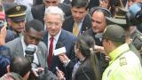 Uribe rindió la indagatoria completa ante la Corte Suprema de Justicia