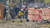 En video   Quito arde en medio del toque de queda