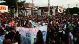 En video | Estudiantes marcharon para pedir que el Gobierno cumpla acuerdos