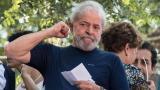 Justicia brasileña autoriza libertad de Lula da Silva