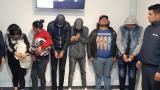 En video | Seis ciudadanos venezolanos fueron expulsados por migración Colombia