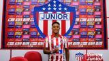 Junior hace oficial la contratación de Cristian Higuita