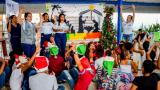 En video   Con cantos de gaita, 132 niños venezolanos rezan la novena navideña