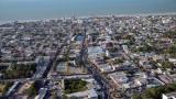 Vista aérea de Riohacha, capital de La Guajira.