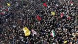 En video   Más de 50 muertos en estampida durante multitudinario entierro de Soleimani en Irán