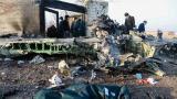 Desastre aéreo en Irán: 176 muertos