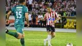 Teófilo Gutiérrez definió de esta manera el segundo gol de Junior.