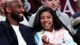 En accidente de Kobe Bryant también murió su hija Gianna, de 13 años
