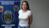 Aida Merlano Rebolledo fue capturada la tarde del lunes por las autoridades venezolanas.