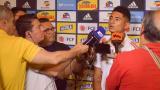 """""""No nos conformamos y vamos a entregarlo todo ante Chile"""": Edwin Herrera"""