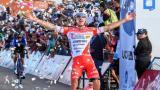 Miguel Flórez gana la etapa 'reina' de la Vuelta a San Juan
