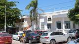 Casa patrimonial de la carrera 60 con calle 68, barrio Bellavista, donde funciona uno de los restaurantes que hacen parte del corredor gastronómico.