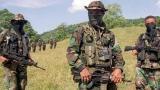 Paramilitares colombianos. Imagen de referencia.