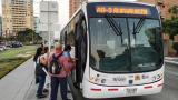 Por desfiles, Transmetro suspenderá una ruta y desviará cinco más este fin de semana