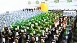 En video | Policía desmantela fábrica de licor adulterado en Las Nieves