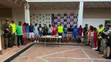 En video   Usaban colegio en Cartagena para almacenar drogas