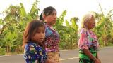 La serie presenta la técnica de las Molas, tejidos que mujeres GunaDule aprenden desde la niñez.