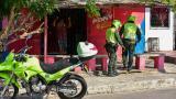 Autoridades vigilan que se cumpla la cuarentena