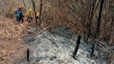 En video   Incendio en Tigrera, de la Sierra Nevada, está controlado en un 30%: bomberos