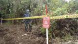 En video   Comisionado y promotores de paz pidieron no seguir sembrando minas