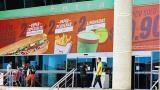 Ventas de centros comerciales caen más del 88% en la cuarentena