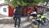 En video   200 policías vigilan toque de queda este domingo en Cartagena