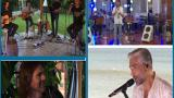 Alejandro Fernández, Juanes y Roberto Carlos dieron serenatas a las madres