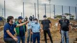 Pumarejo inspecciona obras y verifica cumplimiento de protocolos de bioseguridad